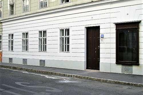 7. BEZIRK: Unbefristet Vermietetes Gewerbeobjekt zum Verkauf!  (Geschäftslokal/Büro/Ordination)  Nähe Neubaugasse & Westbahnstraße!  U-Bahn = 5 min