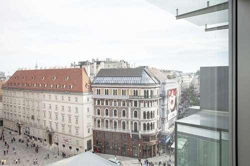 TOP Terrassenwohnung mit traumhaftem Blick am Stephansplatz!  Große TERRASSE!  Unbefristet!