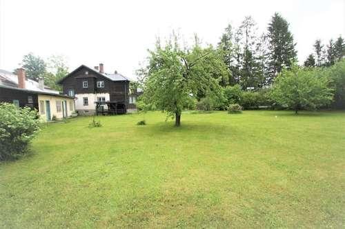 ++ großes Potential ++ Einfamilienhaus in Pernitz ++ 1680m² Grundstück++