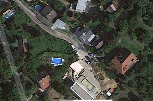 **536m² großes GRUNDSTÜCK in top Lage mit FERNBLICK in KLOSTERNEUBURG**