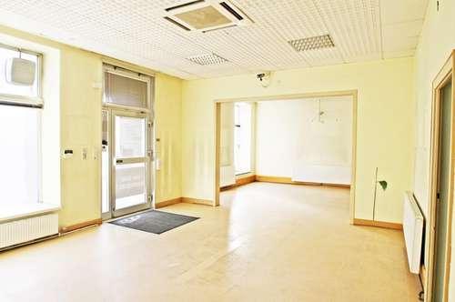 Nähe U6 Floridsdorf! Großes LOKAL - Vielfaches Nutzen!  Perfekt als Ärztepraxis, Fitness, Supermarkt (Gesamt ca. 550 m² möglich)