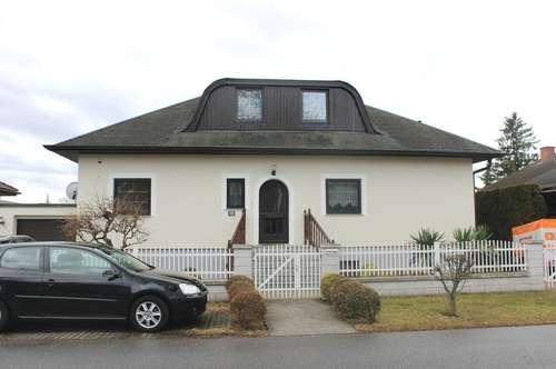 ++Einfamilienhaus++Weigelsdorf bei Baden++Pool++790 m² großer Garten++