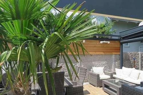 - Grundstück 500m² - Moderne Villa - Pool - Wfl. 196m² - 6 Zimmer  - in Leopoldsdorf  -