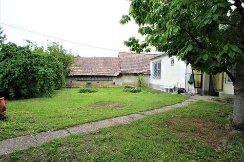 **Wolkersdorf im Weinviertel charmantes Haus mit uneinsehbarem Garten+20min von Wien entfernt**