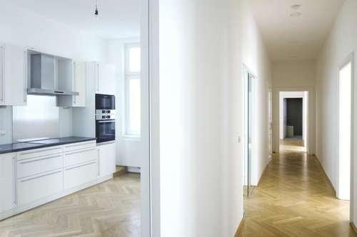 ++ ALLES getrennt begehbar!  Hochwertiger 4 Zimmer ALTBAU in Bestlage Nahe TU & Karlsplatz!  Ruhelage!