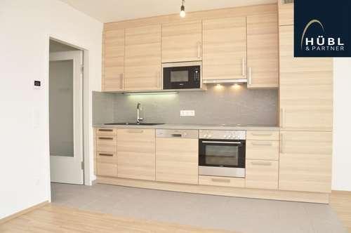 ERSTBEZUG: 2-Zimmer-Wohnung mit Balkon   NÄHE ALTE DONAU