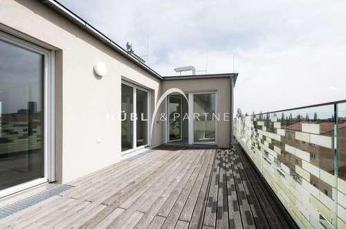 Traumhafte Penthouse Wohnung I 4 Terrassen I Nähe Alte Donau