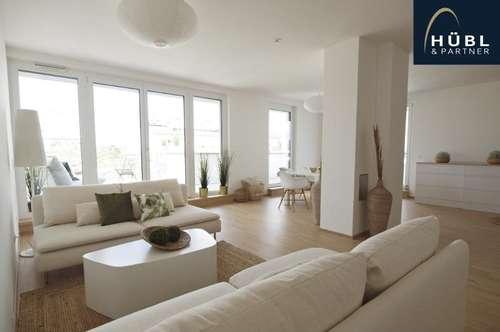 4-Zimmer Terrassenwohnung | Maisonette | Nahe Alte Donau | Erstbezug