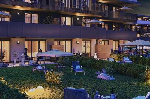 Sonnige 3 Zimmer Wohnung mit 20m² Balkon!