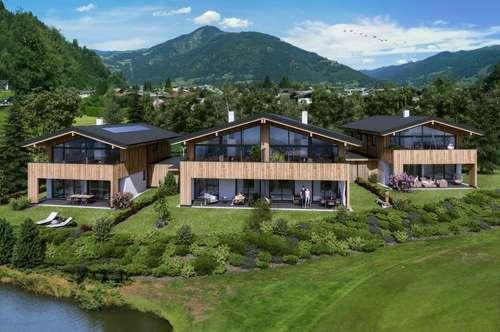 Traumhafte Doppelhaus-Hälfte am Golfplatz in Zell am See - Kaprun