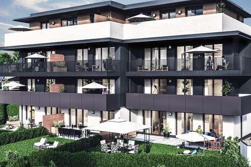 2 Zimmer Wohnung mit sonnigem Balkon