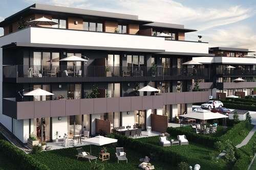 Helle 3 Zimmer Wohnung mit Balkon - Tiefgarage & Lift