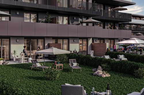 Traumhafte 3 Zimmer Wohnung mit 20m² Balkon