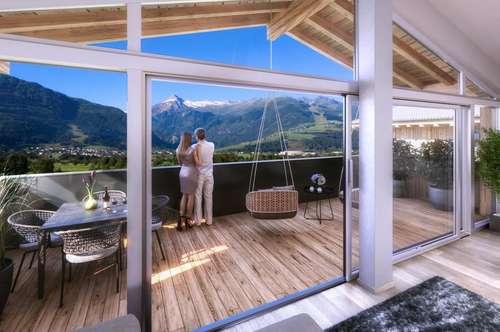 Traumhafte Doppelhaus-Hälfte am Golfplatz Zell am See