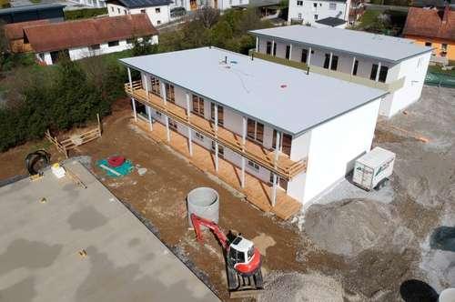 Wohnen in Ilz! Schöne Reihenhäuser (106m²) mit Terrasse und Garten - Provisionsfrei!