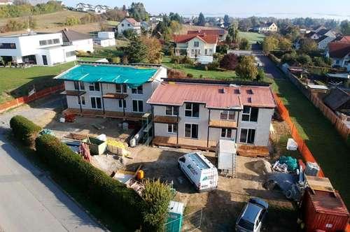 Neubau: Exklusive Reihenhäuser (110m²) in ruhiger zentraler Lage in Fürstenfeld! Provisionsfrei!