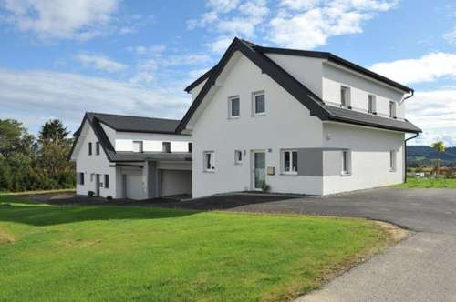Erstbezug: Exklusives Mietshaus (150m²) mit traumhaftem Ausblick in ruhiger zentraler Lage in Fürstenfeld!