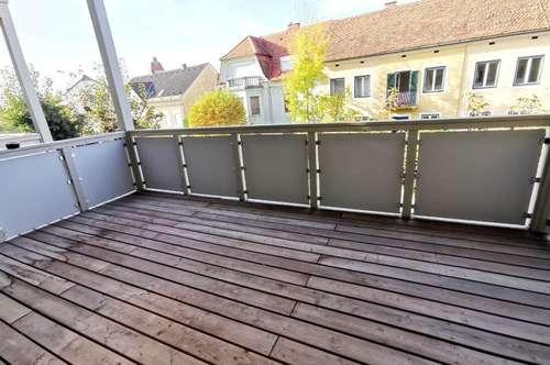 Neuwertige Mietwohnung (54m²) mit Balkon und Lift im Zentrum von Fürstenfeld!