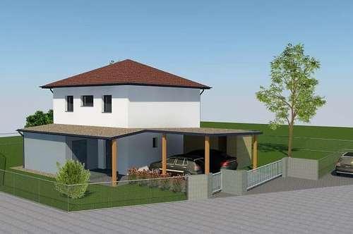 ERSTBEZUG: Modernes Einfamilienhaus (94m²) in zentraler Lage in Fürstenfeld! Provisionsfrei!