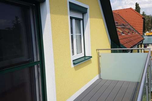 Zentral gelegene Mietwohnung (57m²) mit großzügigem Balkon in Fürstenfeld!
