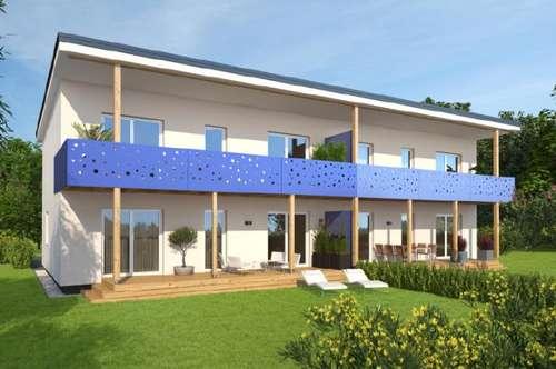 Exklusive Reihenhäuser (106m²) mit Terrasse und Garten in Ilz!