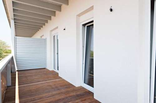 Neubau: Wunderschöne Eigentumswohnung (70m²) mit Balkon in Ilz!