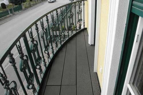 Mietwohnung (69m²) mit Balkon in zentraler Lage in Jennersdorf!