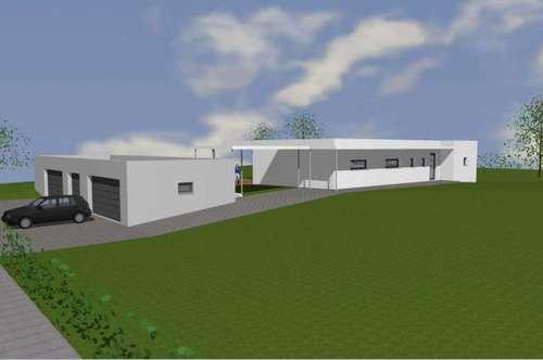 Bungalow (150m²) mit Luxusausstattung in sonniger zentraler Lage in Fürstenfeld zum Mieten! Provisionsfrei!