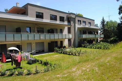 Ruhige zentrale Lage: Neuwertige Mietwohnung (50m²) mit Terrasse und Garten in Fürstenfeld!