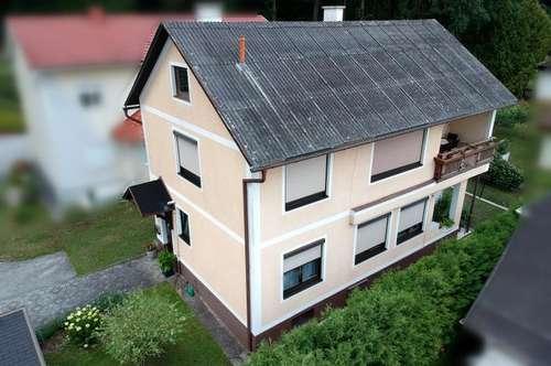 Deutsch Kaltenbrunn: Großzügiges, gepflegtes Ein-/Zweifamilienhaus (139m²) in ruhiger zentraler Lage!