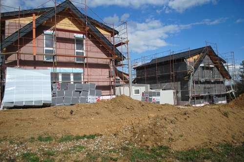 Neubau: Exklusives Einfamilienhaus (150m²) in sonniger zentraler Lage und traumhaftem Ausblick! Provisionsfrei!