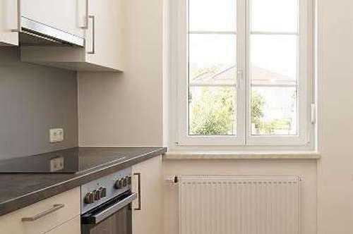 Single-Wohnung (21m²) in einer Altbauvilla in ruhiger zentraler Lage in Fürstenfeld!