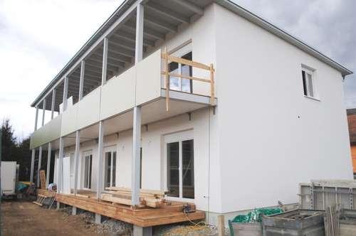 !Wohnen in Ilz! Neubau: Reihenhäuser (106m²) mit Terrasse und Garten - Provisionsfrei!