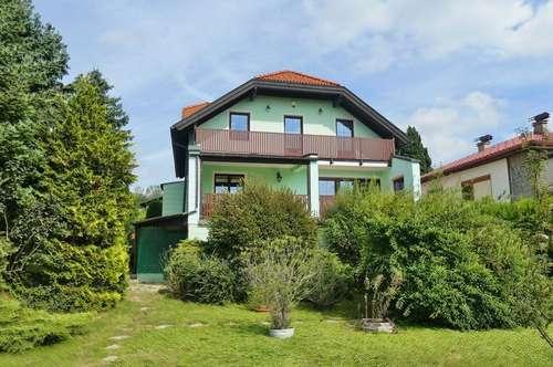 Einfamilienhaus in Unterrohrbach unweit Burg Kreuzenstein