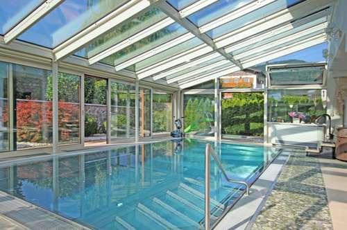 Spektakuläre Villa mit Blick auf Traunsee und Traunstein