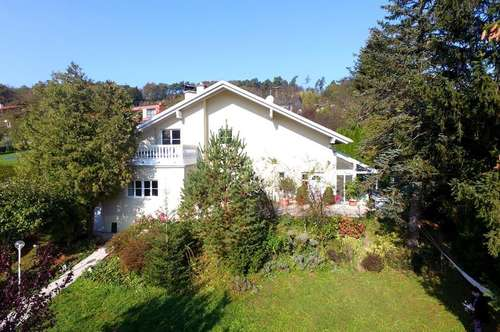 Traumhaftes Landhaus in absoluter Grünruhelage mit Waldblick