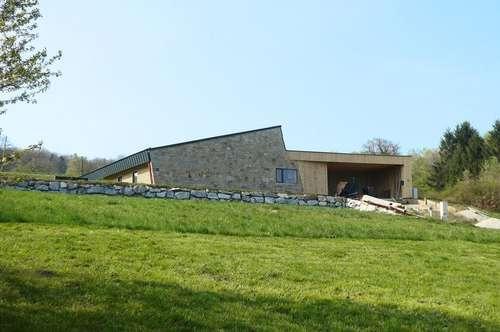 Natur trifft Design! Architektenhaus vor Fertigstellung