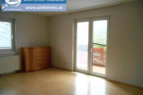 Sonnige Zweizimmer-Wohnung mit Loggia und Garagenplatz!