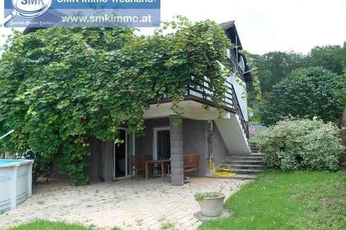 Einfamilienhaus in ruhiger Lage mit Swimmingpool und Garage!