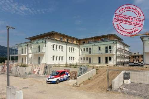 geförderte Neubauwohnungen im Sternpark - Baufertigstellung ist erfolgt