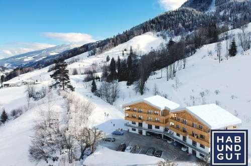 FRANZ JOHANN Leben in den Alpen
