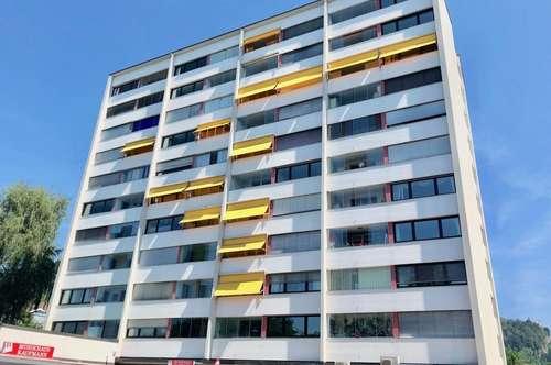 Zentrumsnahe 2,5-Zimmerwohnung in Bregenz