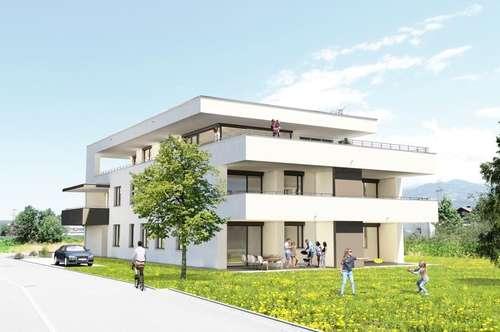 Exklusive Terrassenwohnung in Rankweil