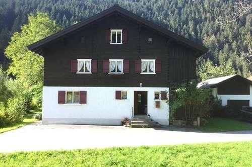 Heimeliges Haus im schönen Montafon