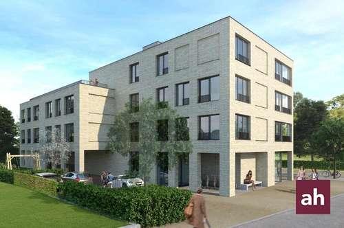 3-Zimmer-Gartenwohnung in Lustenau!