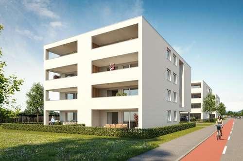 Hohenems: Preiswerte Terrassenwohnung