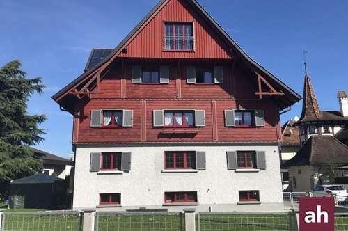 Coole 4-Zimmer Maissonette-Wohnung Zentrum Hard