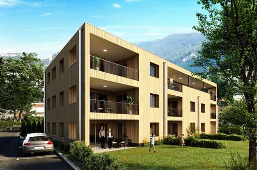 Altach - gemütliche 2-Zimmerwohnung