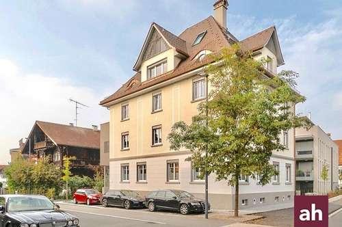 Wunderbare 3-Zimmer-Wohnung mitten in Dornbirn