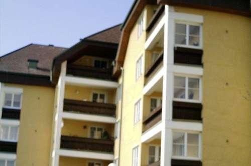 Aschbach-Markt. Geförderte 3 Zimmer Mietwohnung | Loggia.